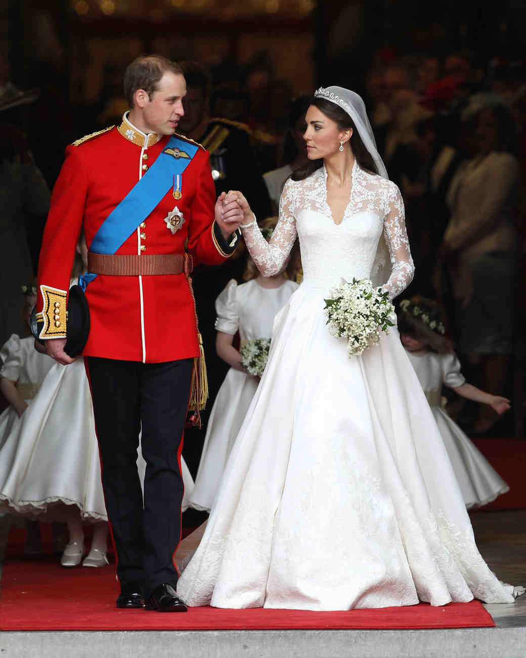 The 17 Best Royal Wedding Dresses of All Time | Martha ...