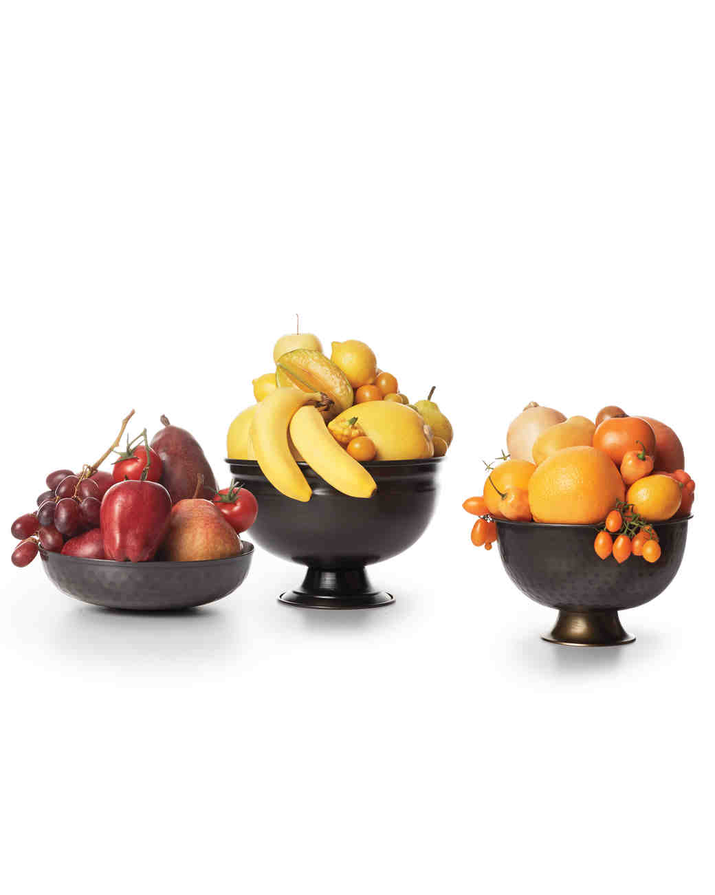 Colorful Fruit Bowl 26 Wedding Centerpieces Bursting With Fruits And
