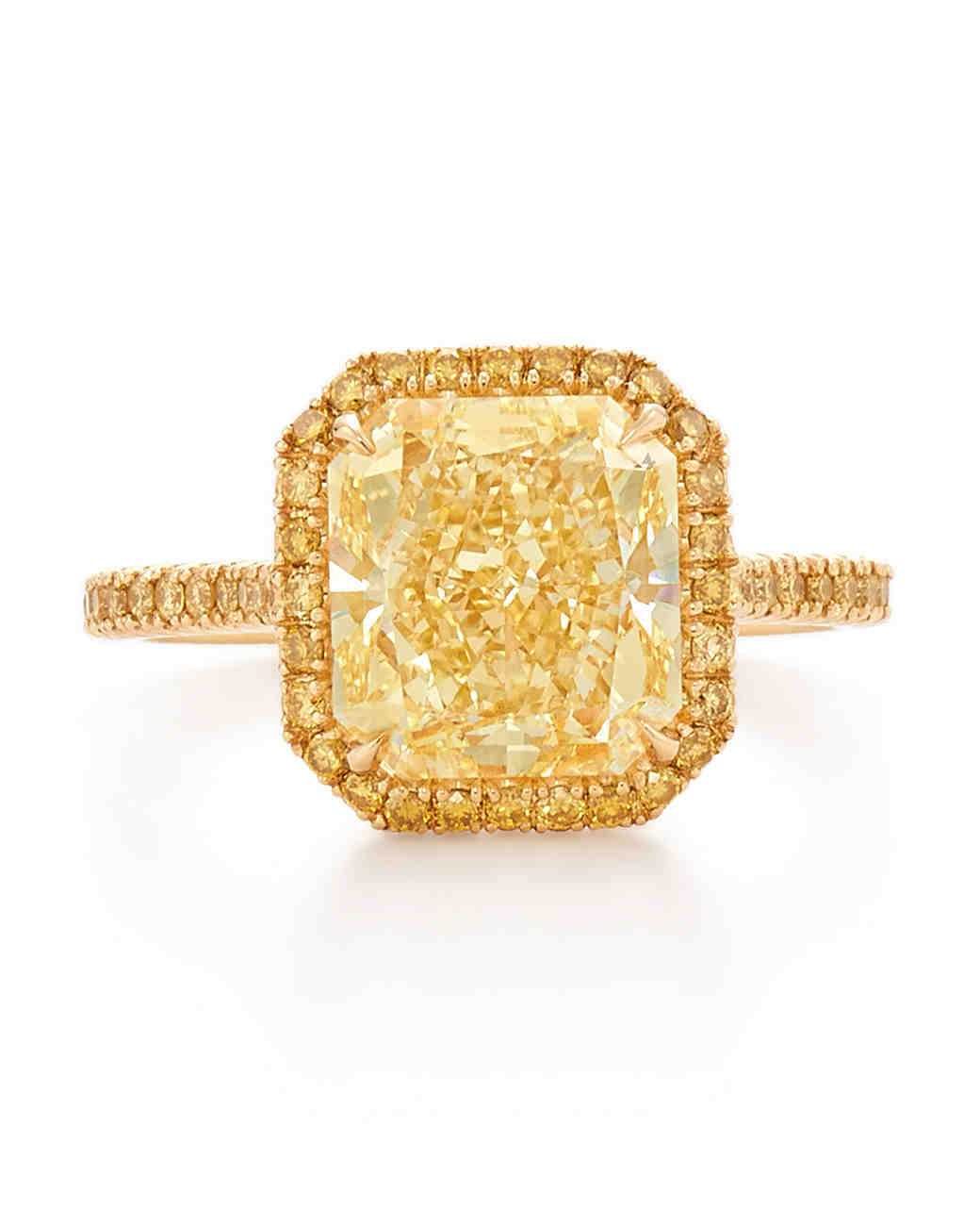 yellow diamond and yellow gold engagement rings big diamond wedding rings Kwiat Yellow Gold Engagement Ring with Yellow Radiant Diamond