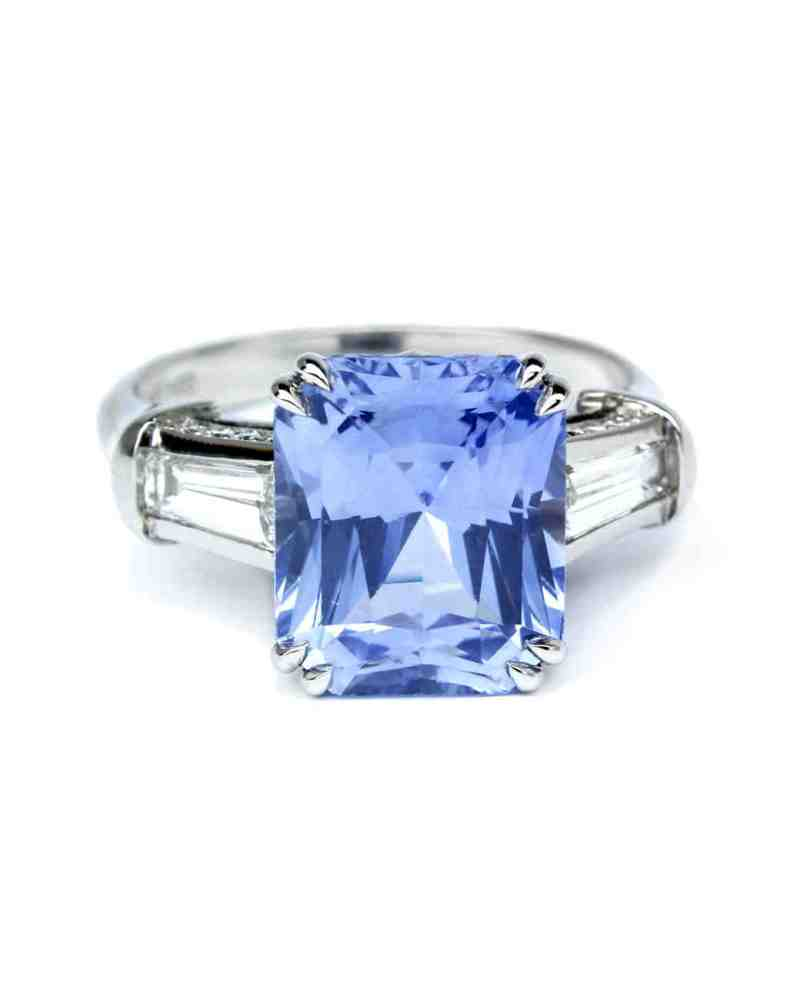Large Of Sapphire Engagement Rings