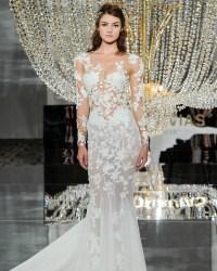 Pronovias Fall 2018 Wedding Dress Collection | Martha ...