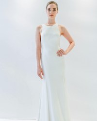 Simple Wedding Dresses That Are Just Plain Chic | Martha ...