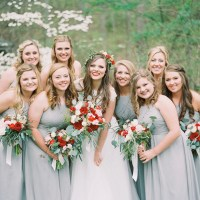 The Best Bridesmaid's Dress Colors for Fall Weddings ...