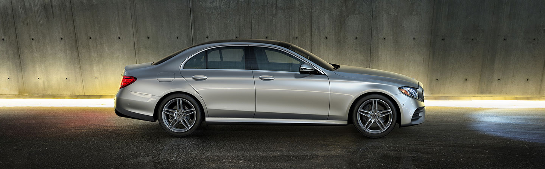 E-Class Sedan Mercedes-Benz