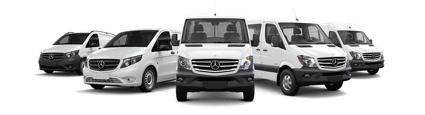Parts  Services Mercedes-Benz Vans