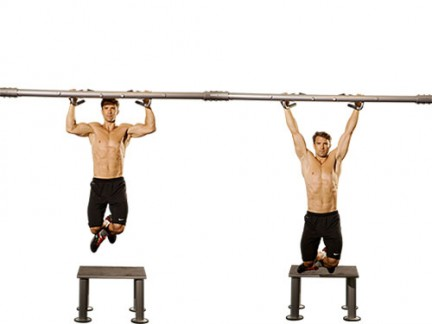 10 ways with the pull-up bar - Men\u0027s Health