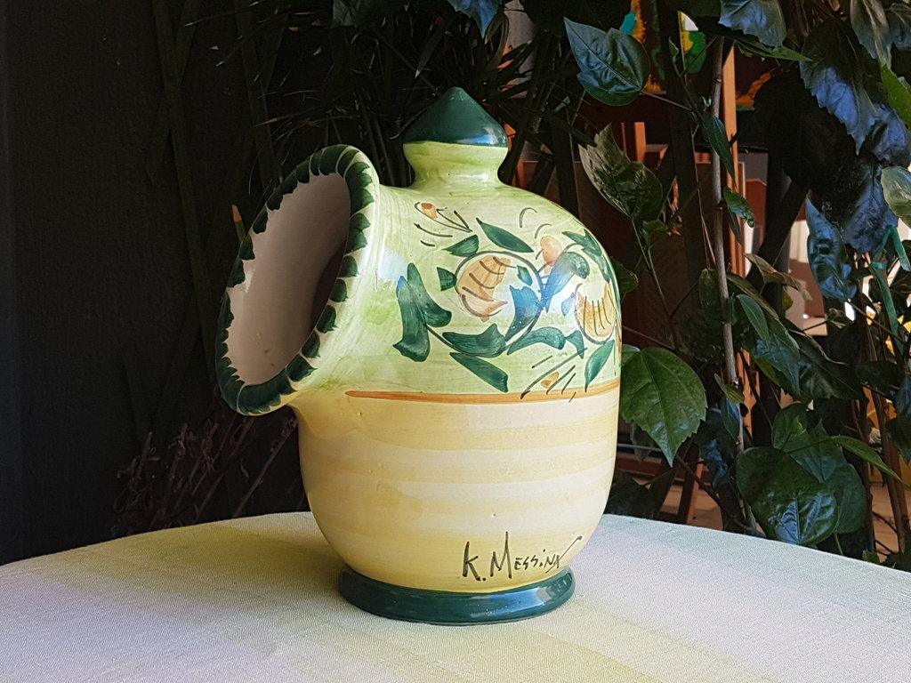 Piastrelle decorate a mano sicilia mattonella in ceramica