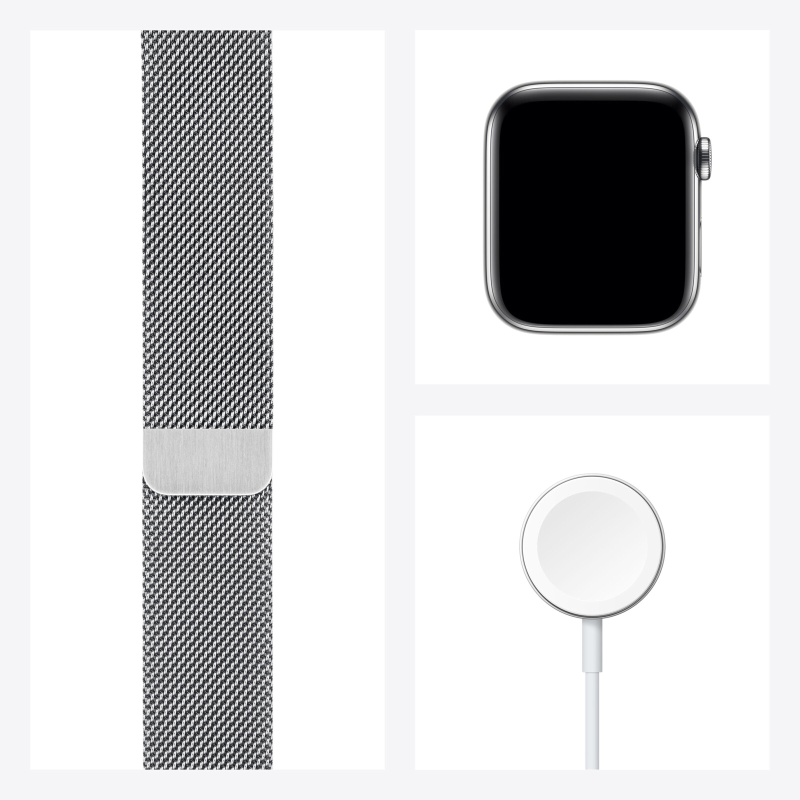 Apple Watch Series 6 Gps Cellular 44mm Smartwatch Edelstahl Edelstahl 150 Ebay