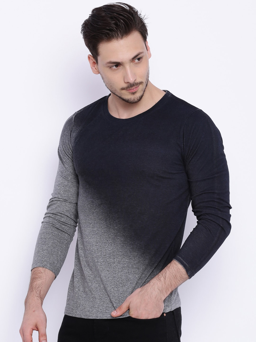 T Short Long Sleeve T Shirts For Men Online Artee Shirt
