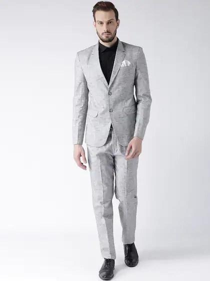 Suits for Men - Buy Men Suit  Blazer Online Myntra