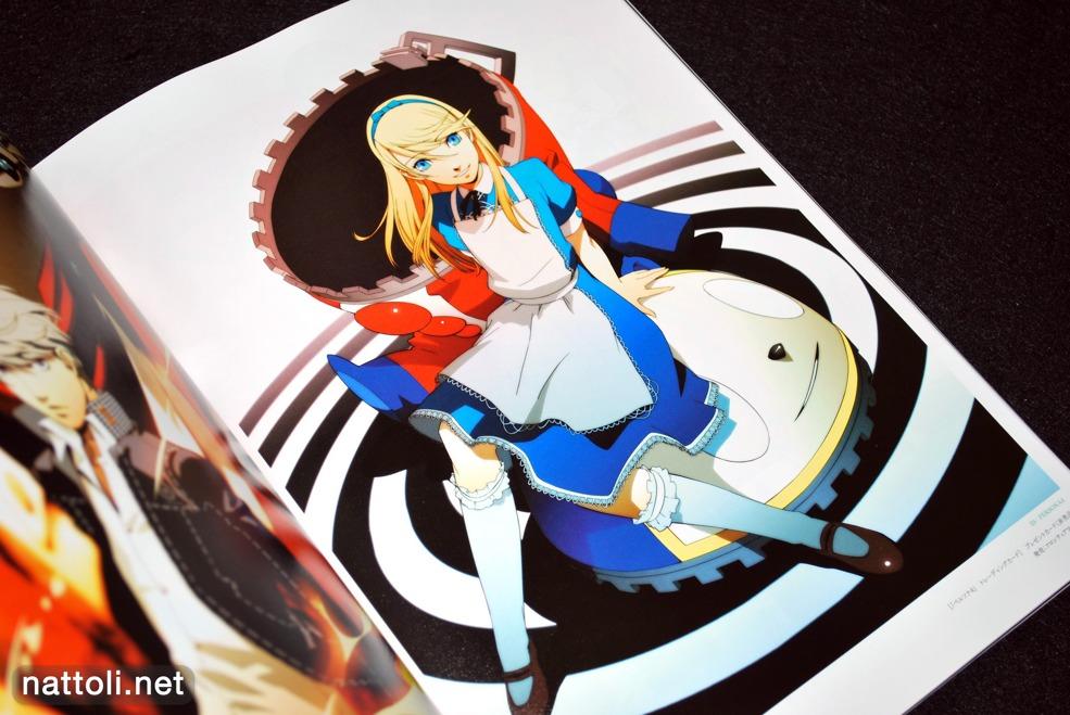 Persona 5 Girls Wallpaper Shigenori Soejima Art Works 2004 2010 26 Photos Art