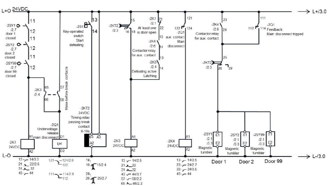 electrical interlocking wiring diagram pdf