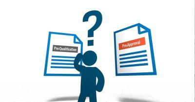Prequalification vs. Preapproval   Prequalification vs. Preapproval