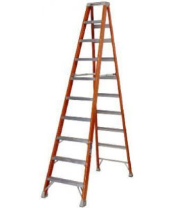 Werner 1639 Step Ladder Noonan Grand Rental