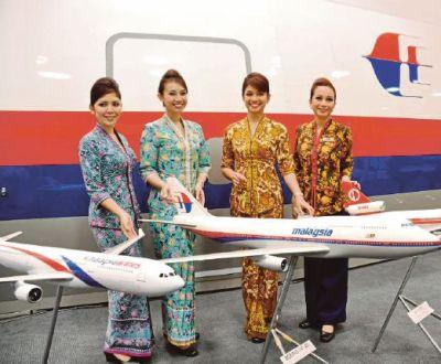 Retain cabin crew uniform design | New Straits Times ...