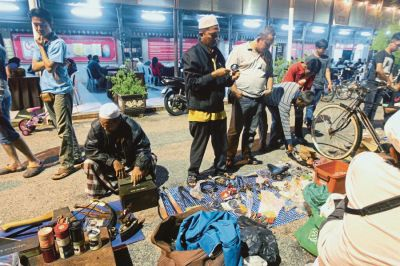 Flea markets can boost tourism   New Straits Times ...