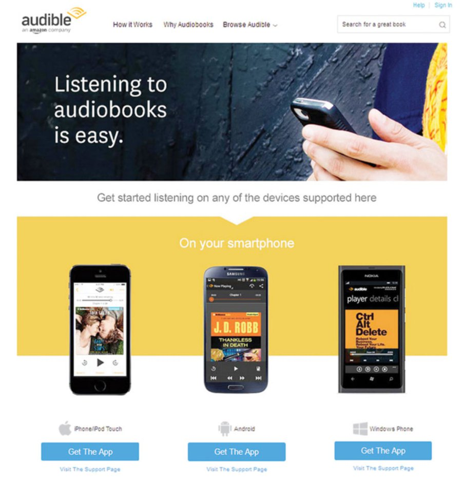 Audible App By Amazon Savvy How About Listening To A Book New Straits Times