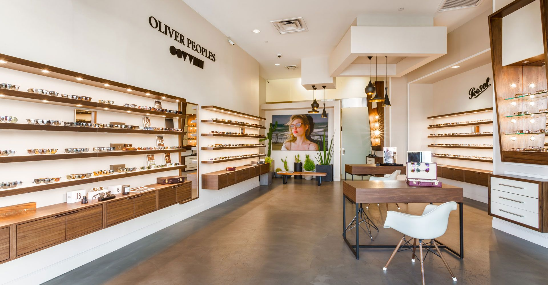Oliver Peoples Boutique In Palm Desert Oliver Peoples Usa