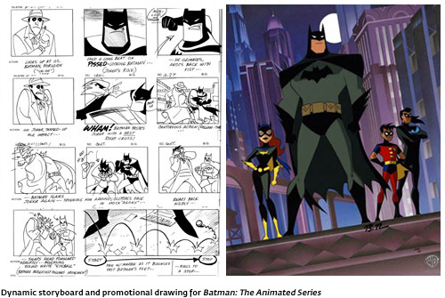 batman storyboard FMP Pinterest Storyboard and Batman - movie storyboard