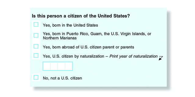 The citizenship question planned for 2020 census What to know Pew