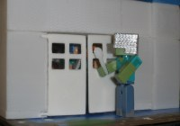 """Door Minecraft & Wooden Door. Minecraft""""""""sc"""":1""""st"""