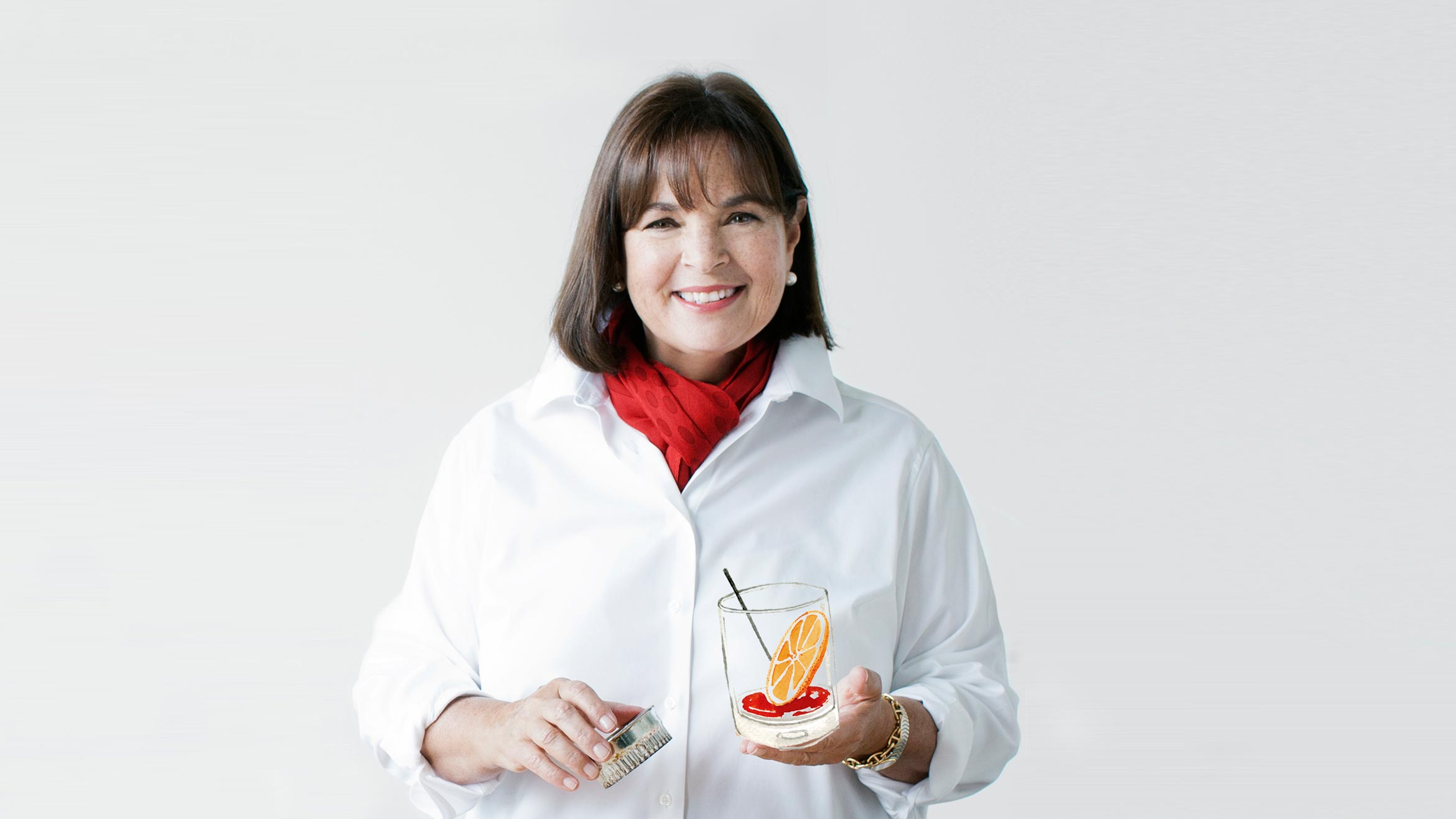 Ina Garten Bars Punch Drinking With Ina Garten