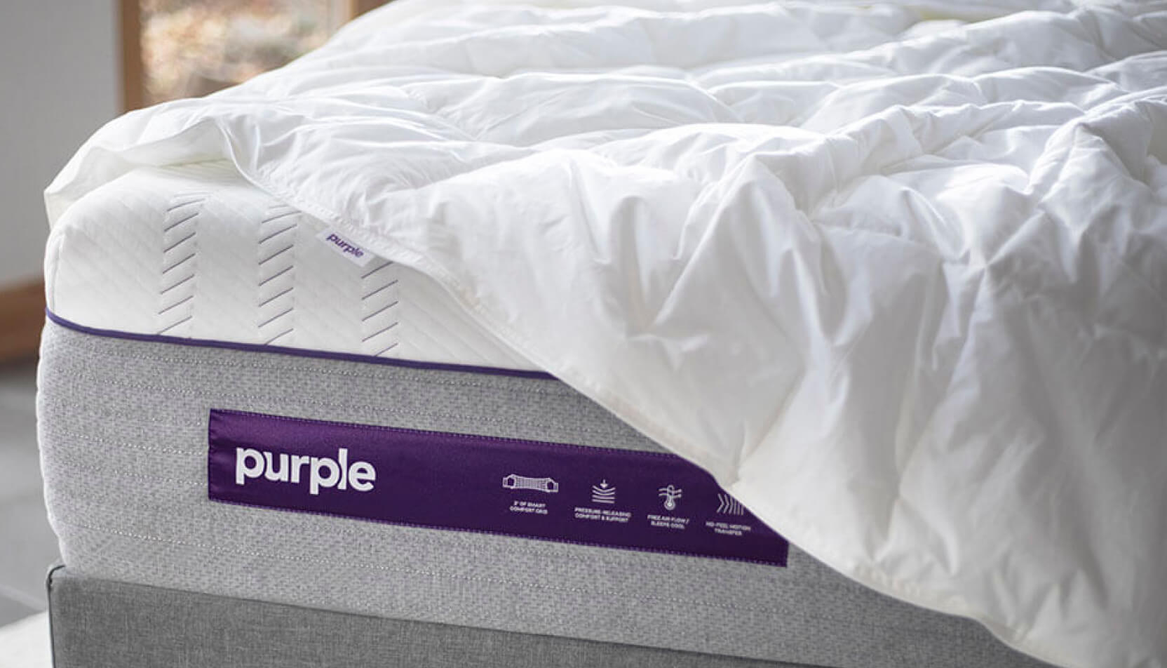 Duvet Purple