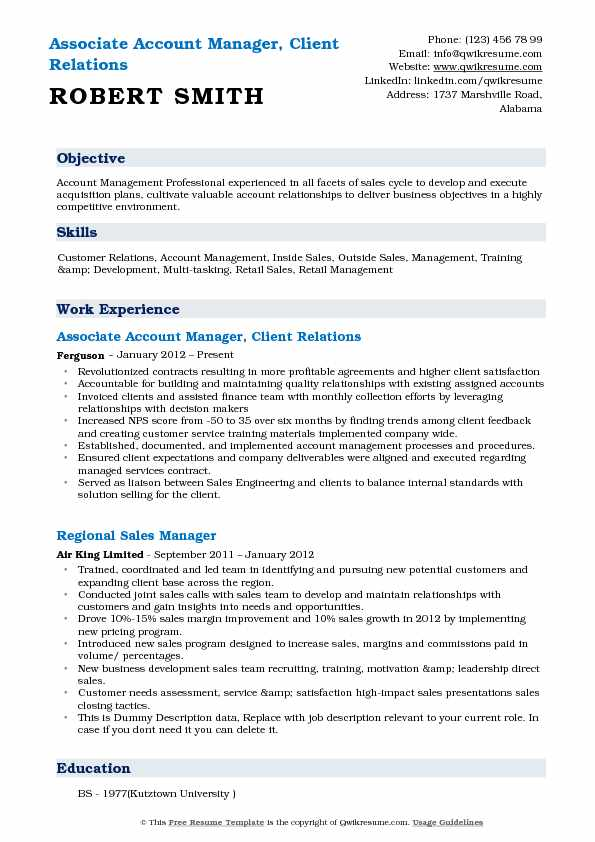 Outside Sales Job Description job description title area sales - account management job description