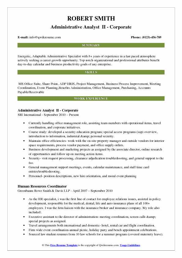top notch resume samples