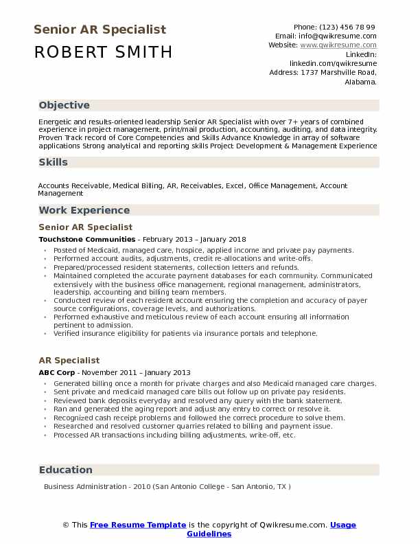 Independent Living Specialist Sample Resume Simple Resume Examples