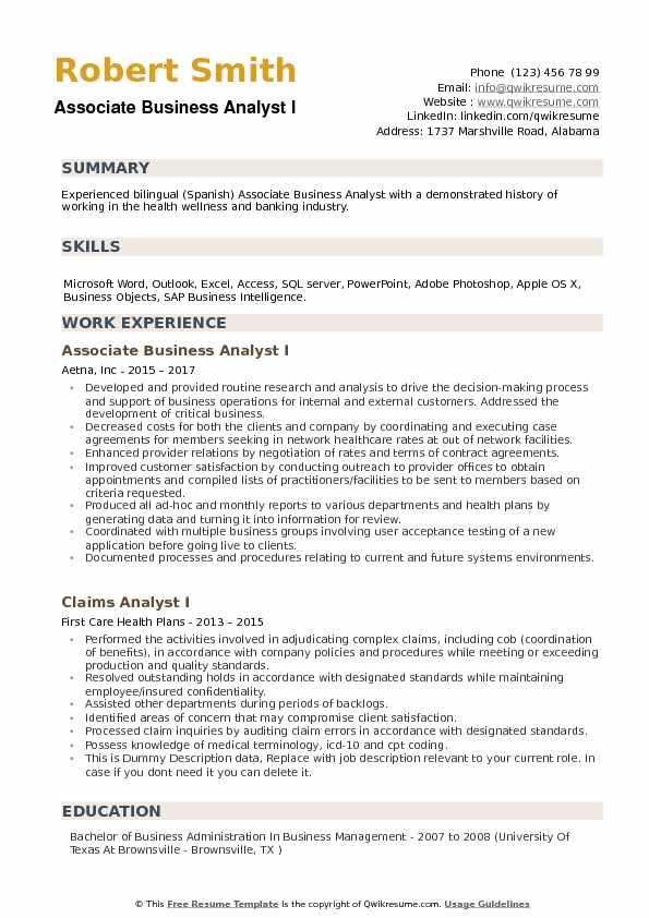 microsoft server analyst resume samples