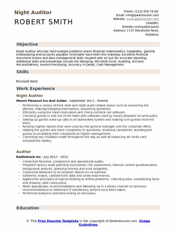 Auditor Resume Samples QwikResume - quality assurance auditor resume