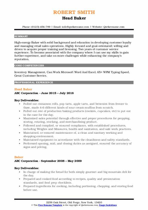 data center facility manager sample resume
