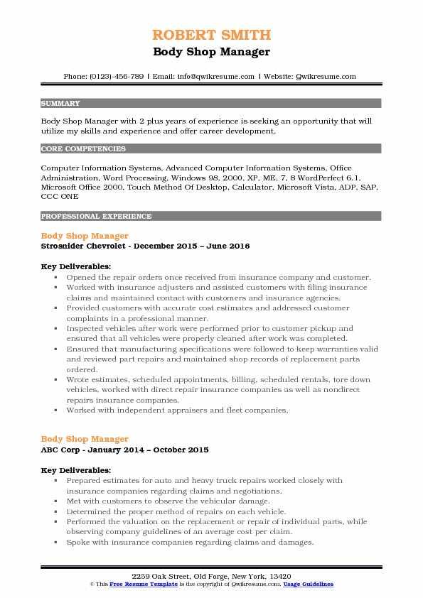 assistant driller resume samples