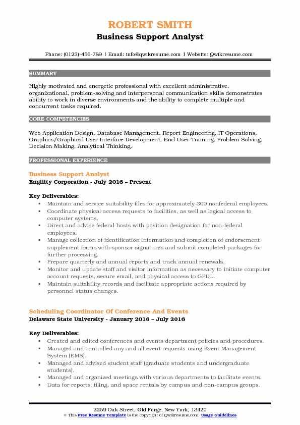 sample help desk analyst resume example help desk analyst resume