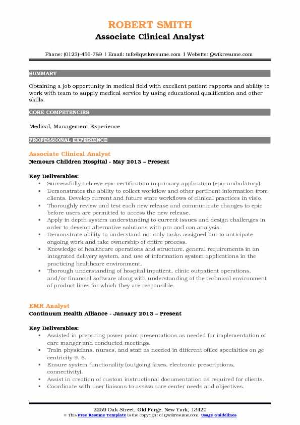 Emr Consultant Sample Resume Professional Emr Consultant Templates - Skin Care Consultant Sample Resume