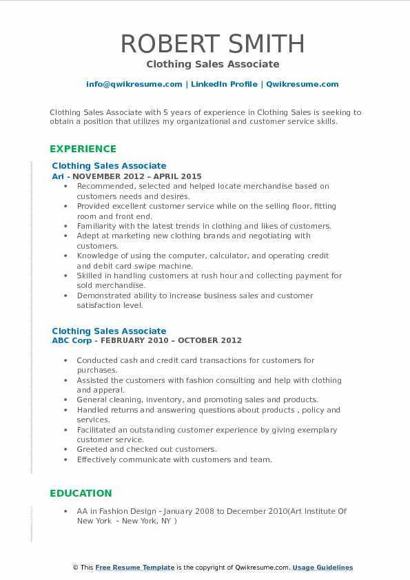 free download sales resume sample
