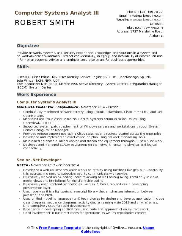 computer systems analyst resume samples qwikresume business system analyst resume business system analyst resume sample
