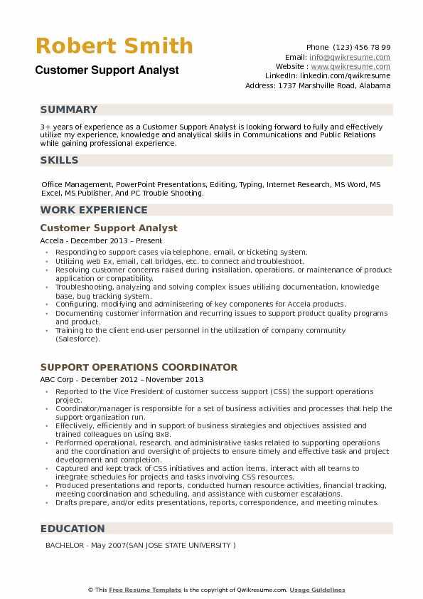 Social Media Analyst Resume - Social Media LA