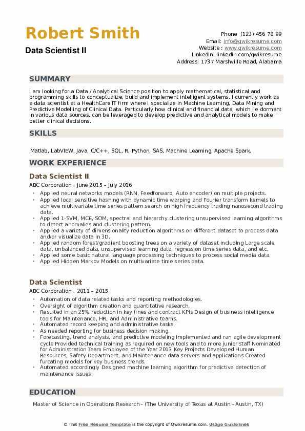 resume pdf dataset