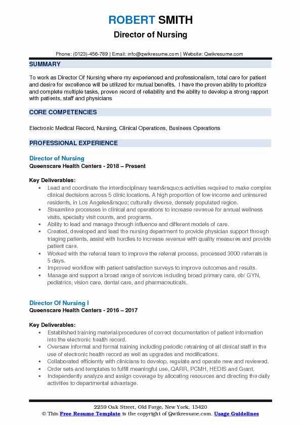 resume model pdf download