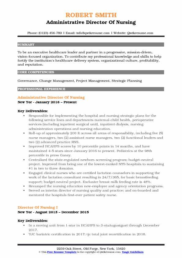 education resume model