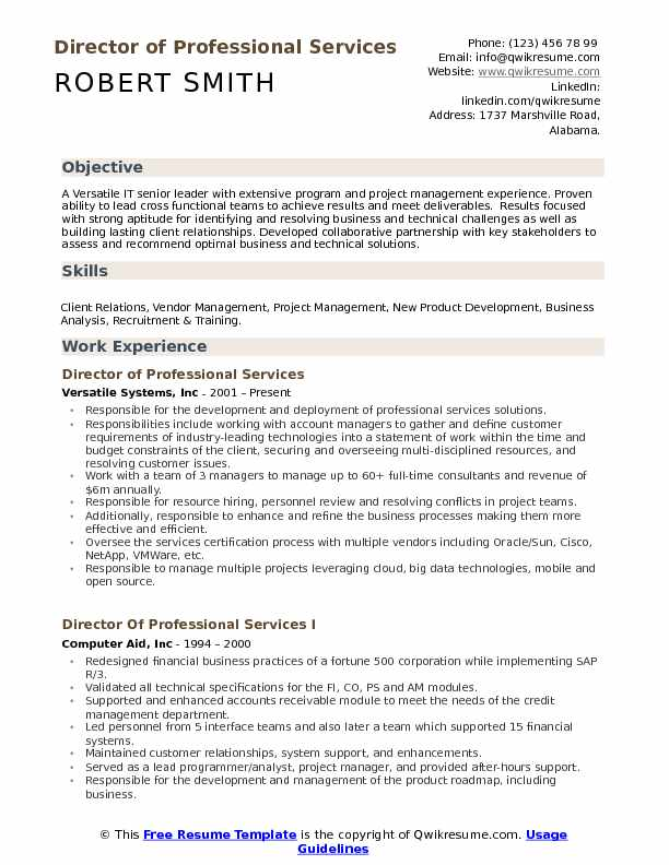 proven resume results review
