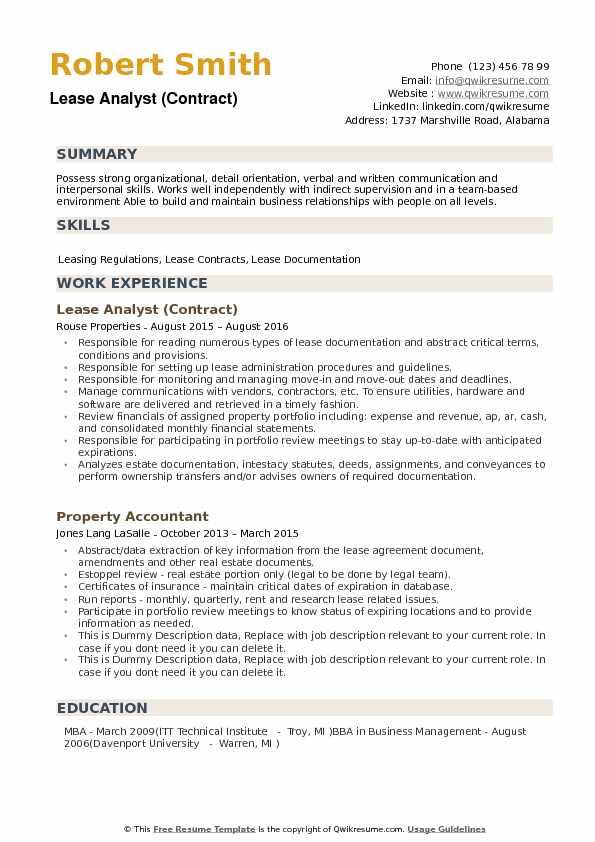 Lease Analyst Resume Samples QwikResume - oil and gas lease analyst sample resume