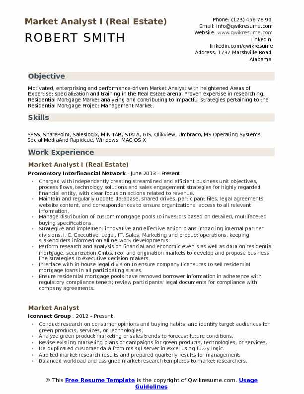 Market Analyst Resume Samples QwikResume - loan review analyst sample resume