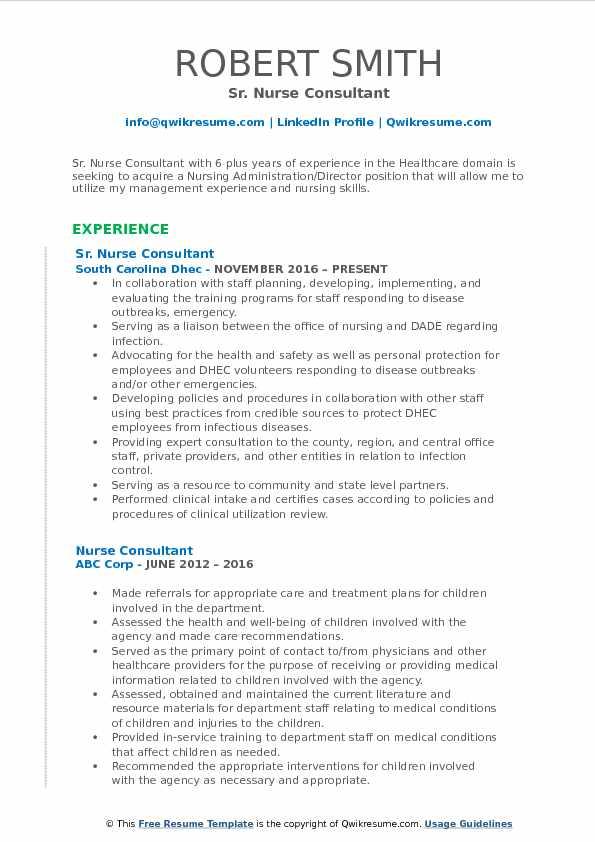 Sample Nursing Student Resume Objectives Objective Statement