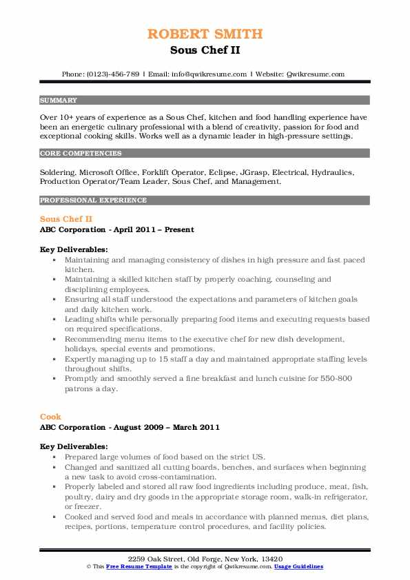 handling managing words cv