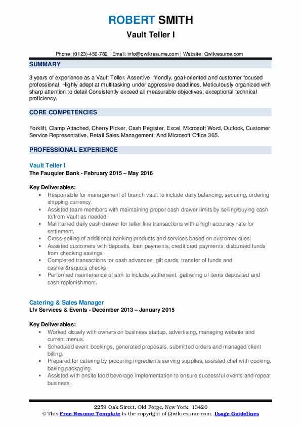 resume customer service executive shipping line