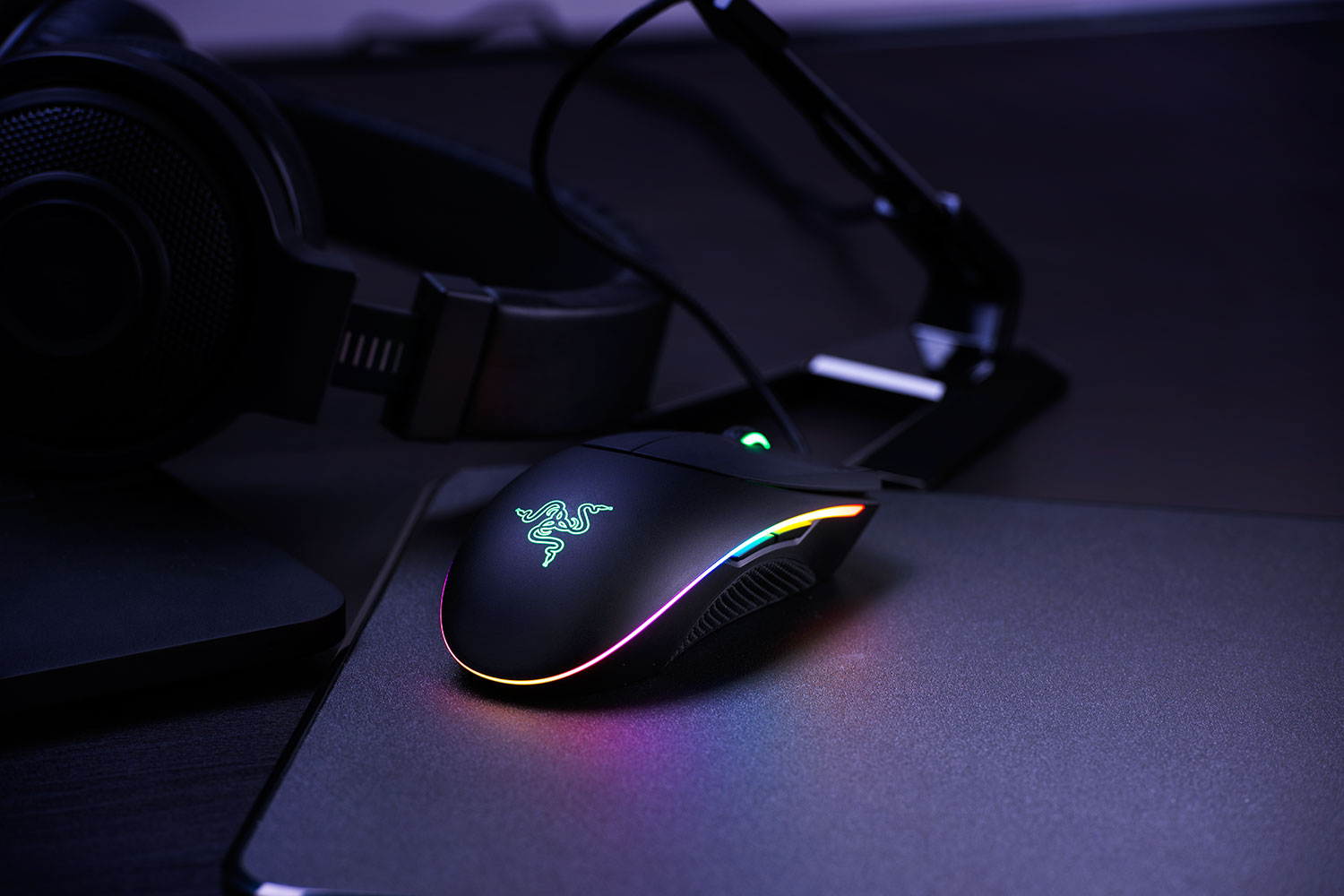 Spec Gaming Razer Diamondback Gaming Mouse - Enhanced Ambidextrous Mouse