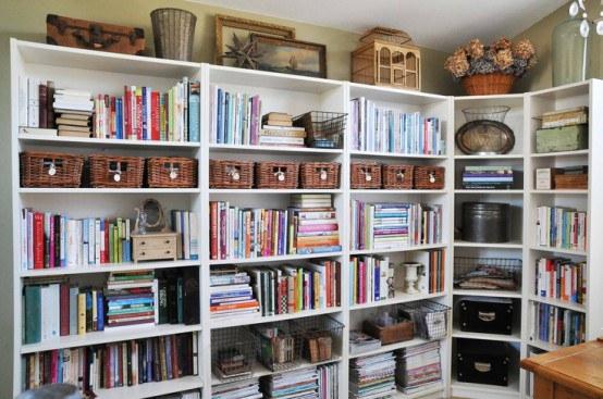 5 Ways To Organize Your Bookshelf